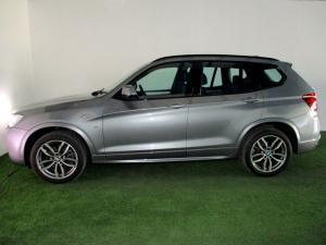 BMW X3 xDRIVE20d M Sport automatic - Image 8