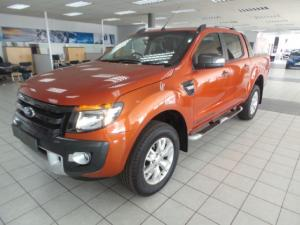 Ford Ranger 3.2 double cab Hi-Rider Wildtrak auto - Image 1