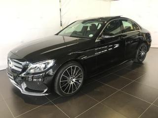 Mercedes-Benz C200 AMG Line automatic