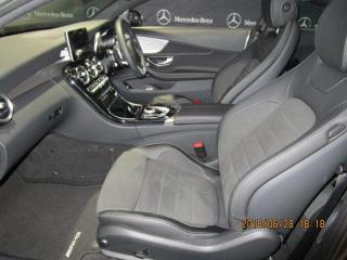 Mercedes-Benz C220d AMG Coupe automatic