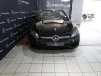 Mercedes-Benz AMG C63 Cabrio