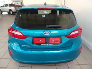 Ford Fiesta 1.0T Trend auto