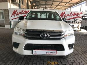 Toyota Hilux 2.4GD-6 4x4 SR - Image 2