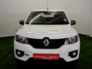 2018 Renault Kwid 1.0 Dynamique 5-Door automatic
