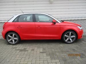 Audi A1 Sportback 1.4T FSiAmbition - Image 1
