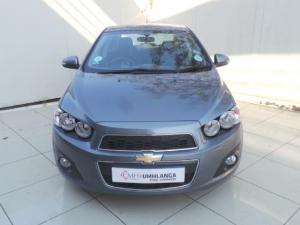 Chevrolet Sonic sedan 1.6 LS - Image 4