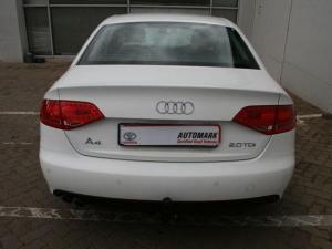 Audi A4 2.0 TDI Ambition 100kw - Image 4