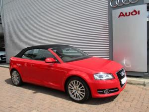 Audi A3 1.8T FSi Cabriolet automatic - Image 1
