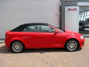 Audi A3 1.8T FSi Cabriolet automatic - Image 2