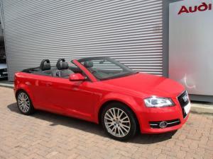 Audi A3 1.8T FSi Cabriolet automatic - Image 3