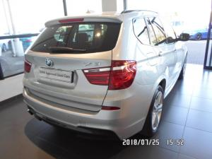 BMW X3 xDRIVE20d automatic - Image 6