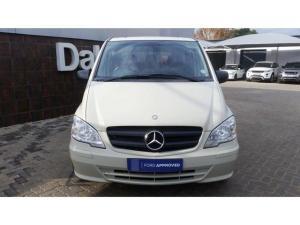 Mercedes-Benz Vito 116 CDI crewbus Shuttle - Image 2