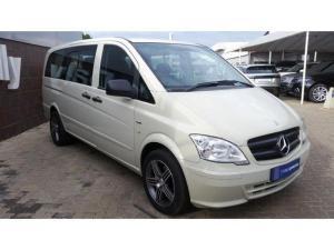 Mercedes-Benz Vito 116 CDI crewbus Shuttle - Image 3