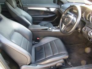 Mercedes-Benz C250 BE Coupe automatic - Image 11