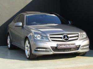 Mercedes-Benz C250 BE Coupe automatic - Image 1