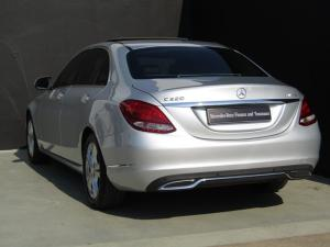 Mercedes-Benz C220 Bluetec Avantgarde automatic - Image 3