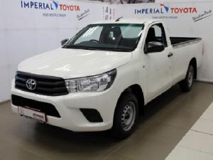 Toyota Hilux 2.4GD (aircon) - Image 1