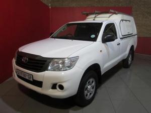 Toyota Hilux 2.5 D-4D SRX 4X4S/C - Image 2