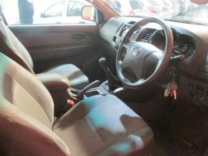 Toyota Hilux 2.5 D-4D SRX 4X4S/C - Image 7