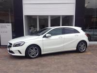 Mercedes-Benz A 200d Urban automatic