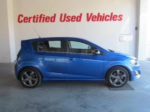 Chevrolet Sonic hatch 1.4T RS - Image 4