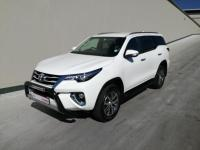 Toyota Fortuner 2.8GD-6 Raised Body