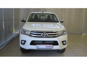 Toyota Hilux 2.8 GD-6 RB RaiderS/C automatic - Image 1