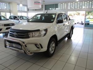 Toyota Hilux 2.4 GD-6 RB SRXD/C - Image 8