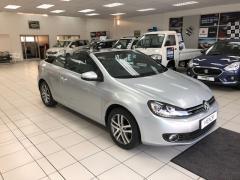 Volkswagen Cape Town Golf cabriolet 1.4TSI Comfortline