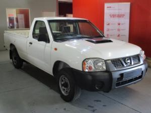 Nissan Hardbody NP300 2.5TDi LWBS/C - Image 1