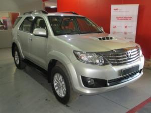 Toyota Fortuner 2.5D-4D RB - Image 1