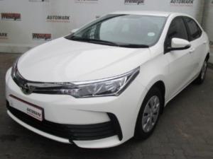 Toyota Corolla 1.4D Esteem - Image 1