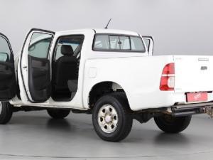 Toyota Hilux 2.5D-4D double cab 4x4 SRX - Image 11
