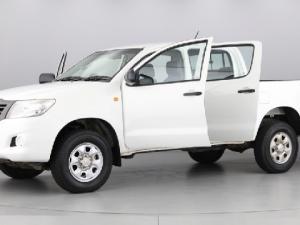 Toyota Hilux 2.5D-4D double cab 4x4 SRX - Image 13
