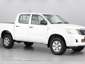 Toyota Hilux 2.5D-4D double cab 4x4 SRX - Image 6