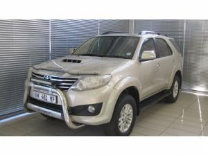 Toyota Fortuner 3.0D-4D 4X4 automatic - Image 1