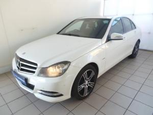 Mercedes-Benz C-Class sedan C180 BlueEfficiency Avantgarde auto - Image 1