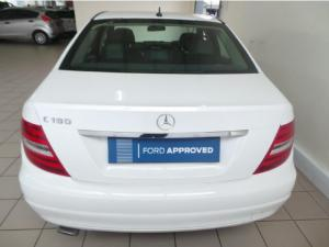 Mercedes-Benz C-Class sedan C180 BlueEfficiency Avantgarde auto - Image 3