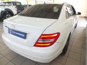 Mercedes-Benz C-Class sedan C180 BlueEfficiency Avantgarde auto - Image 4