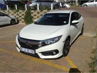 Honda Civic 1.8 Elegance automatic