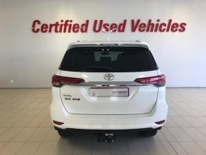 Toyota Fortuner 2.4GD-6 Raised Body automatic - Image 24