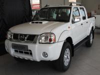 Nissan Hardbody NP300 2.5 TDi HI-RIDERD/C