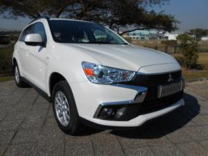 2017 Mitsubishi ASX 2.0 GL CVT