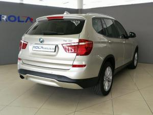 BMW X3 xDRIVE20d Exclusive automatic - Image 8
