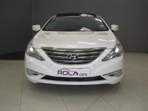 Hyundai Sonata 2.4 GDI Elite automatic - Image 2