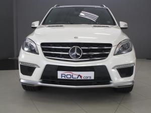 Mercedes-Benz ML 63 AMG - Image 2