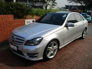 Mercedes-Benz C-Class sedan C250 BlueEfficiency Avantgarde - Image 1