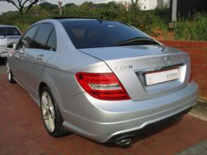 Mercedes-Benz C-Class sedan C250 BlueEfficiency Avantgarde - Image 3
