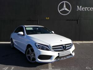 Mercedes-Benz C180 AMG Line automatic - Image 1