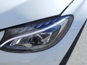 Mercedes-Benz C250 Bluetec AMG Line automatic - Image 13